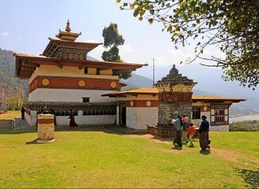 ChimiL'hakhang Temple