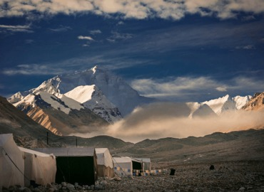 Everest nomad tent