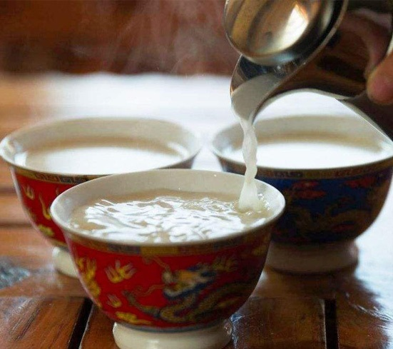The tibet tea