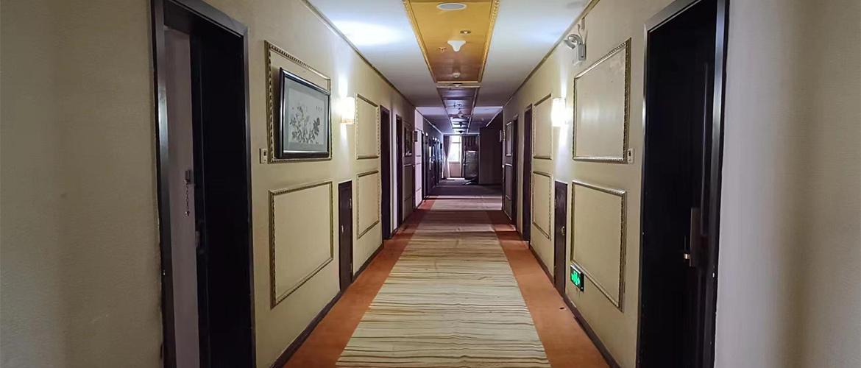 Corridor of the Gang-Gyan Hotel