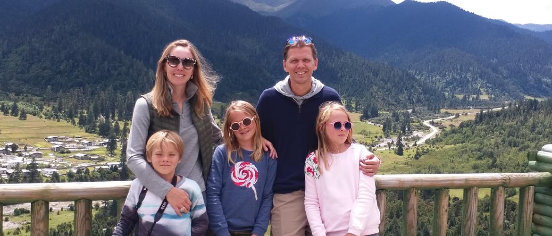Family tibet tour