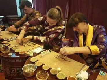 Handmade Tibetan Incense