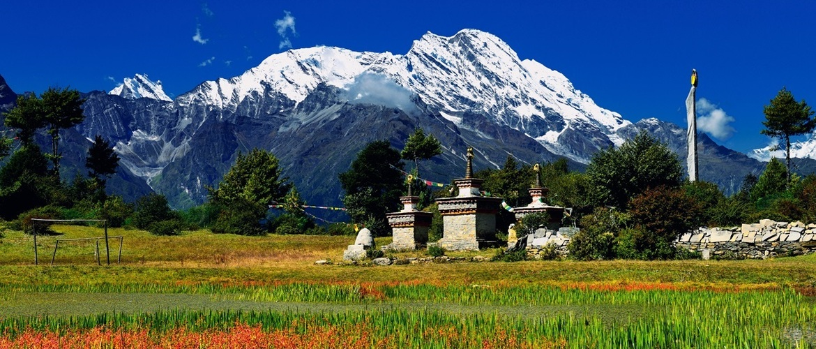 Gyirong Valley is one of the marvelous places in the world.