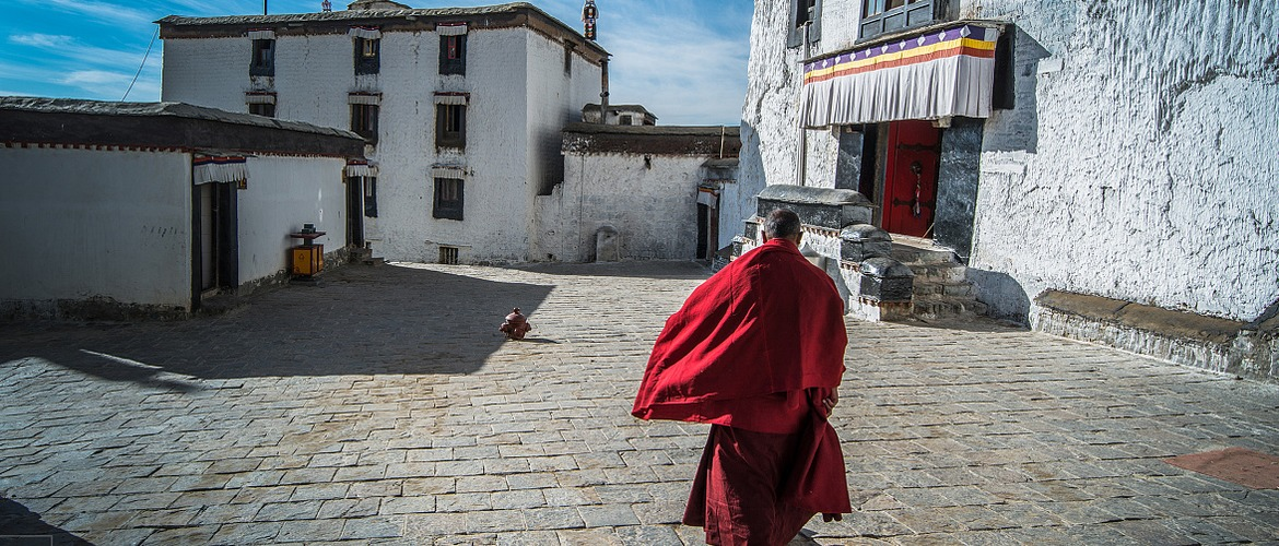 Tashilhunpo Monastery is the seat of Panchan Lama.