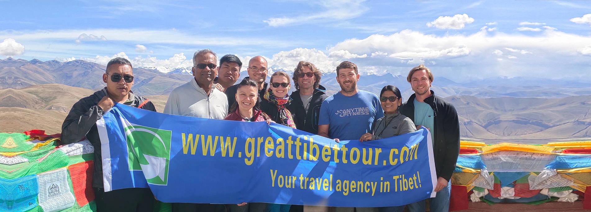 tibet small group tour