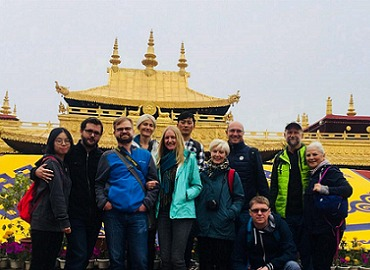 Lhasa Gyantse Shigatse Everest Namtso Group Tour