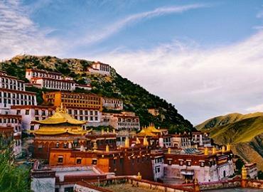 Lhasa & Ganden Monastery Tour