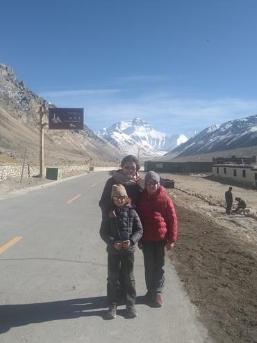 Mt.Everest!