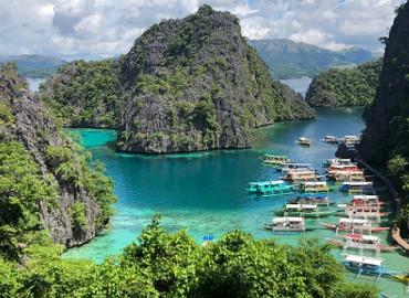 Philippine scenery