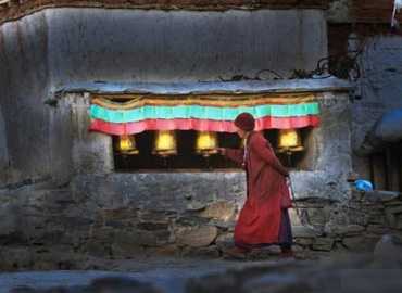 Rongbuk Monastery is a monastery of Nyingmapa.