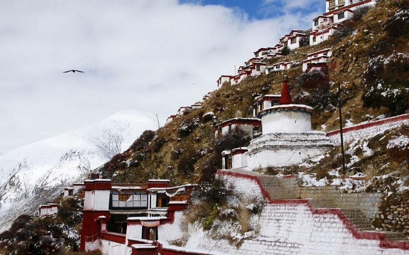 The Reting Monastery