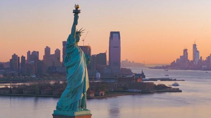 the statute of liberty