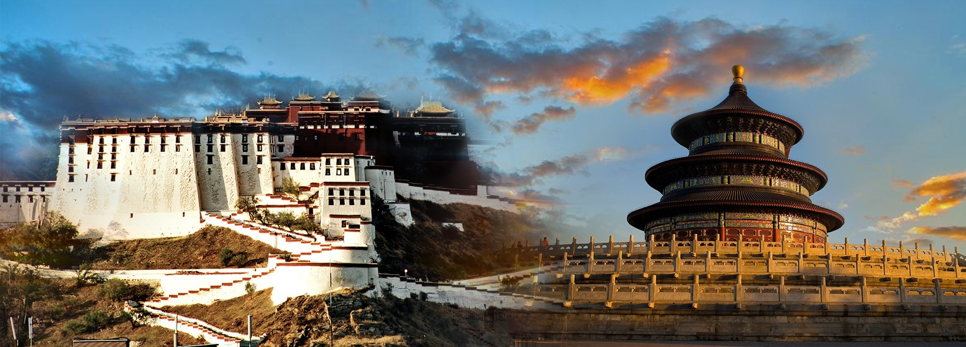 You will visit the landmarks in both Beijing and Tibet via Beijing and Tibet tour packages.