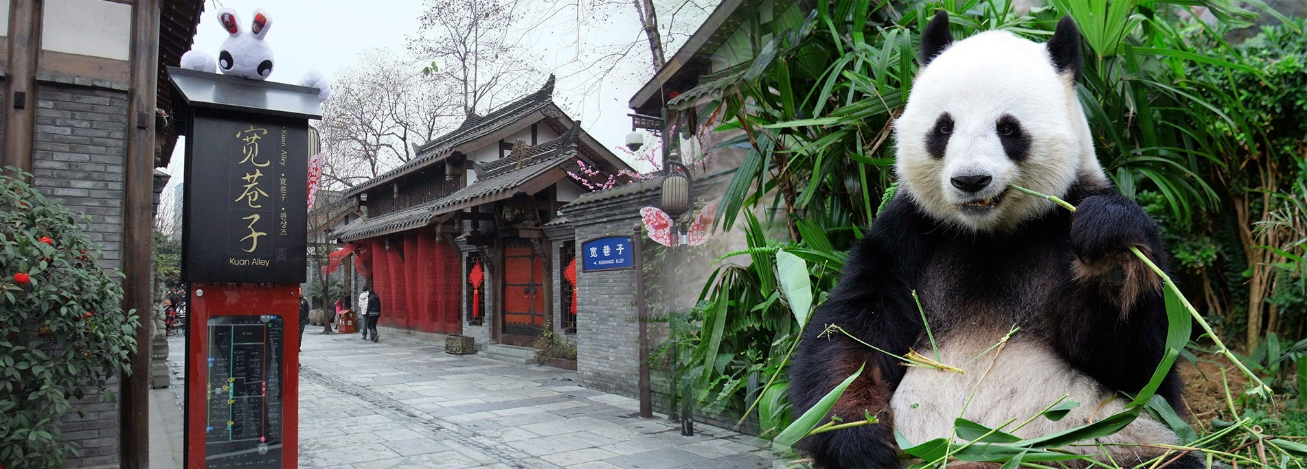 Chengdu Tibet Tours includes most of the scenic spots in Chengdu and Tibet.
