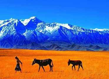 Kunlun Mountain