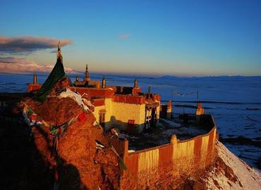 Chui Monastery