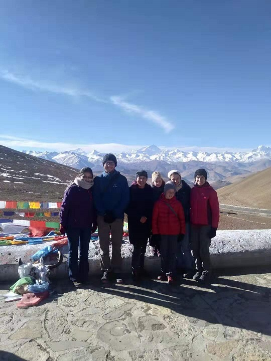 Good time in Tibet