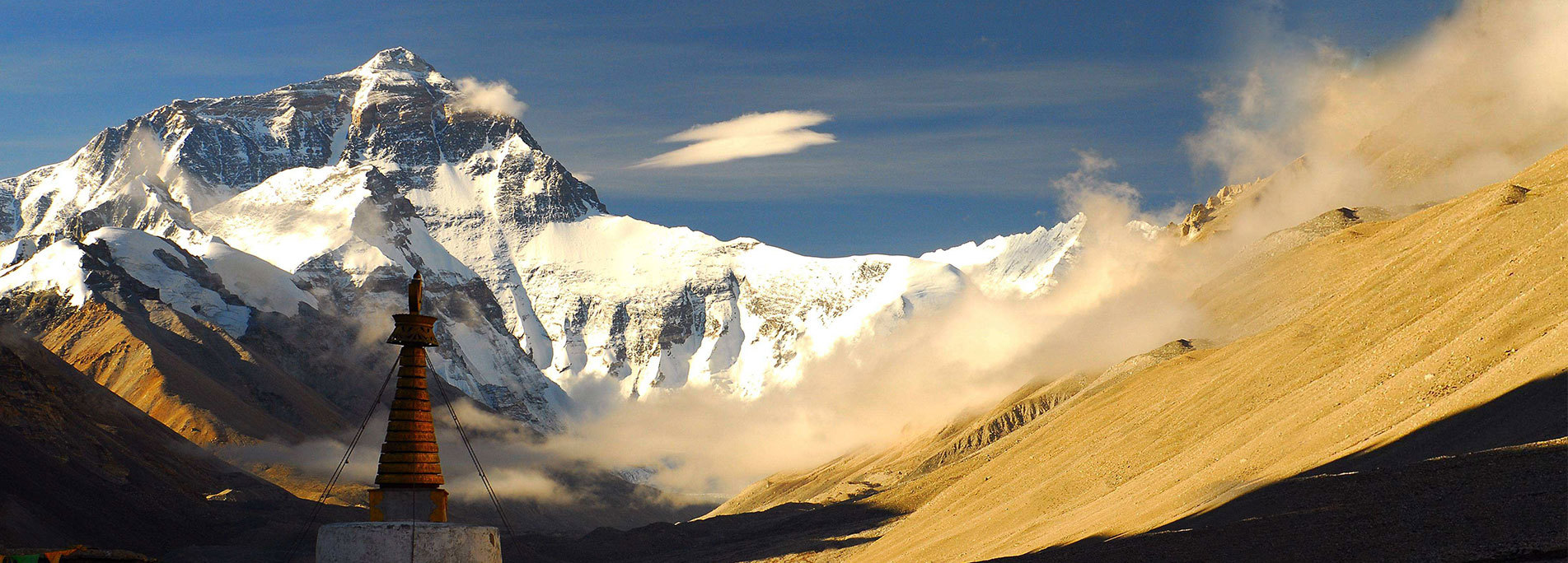 Best place for taking photos of Mt.Everest.