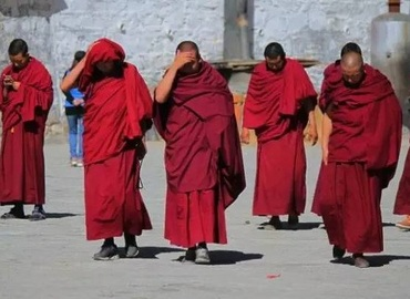 Tibetan Kasaya