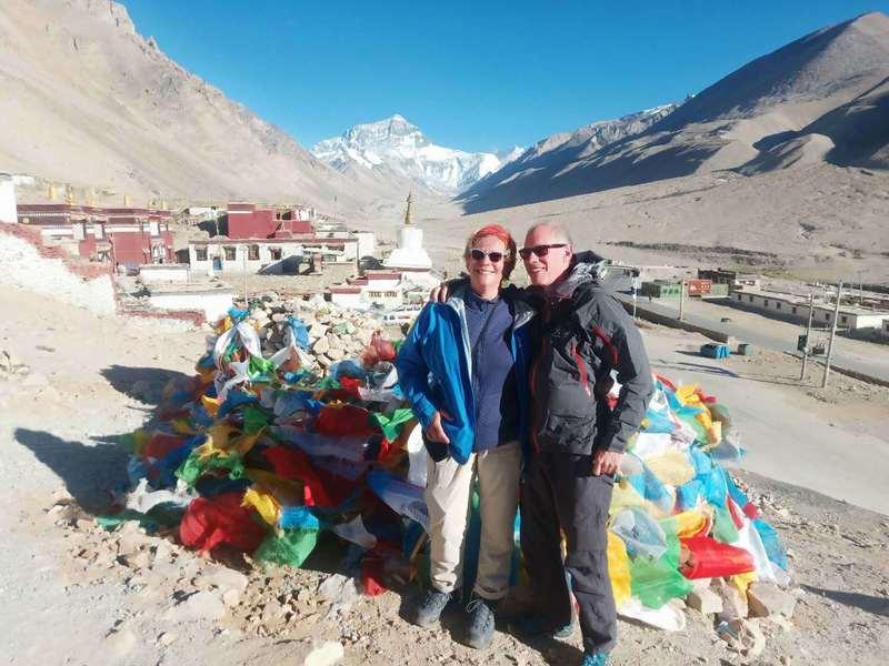 Visiting Everest Base Camp