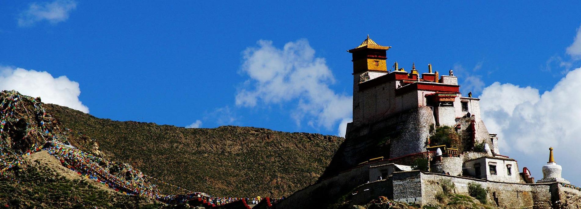 Lhasa to Tsedang Tour is an inspiring spiritual tour in Tibet.