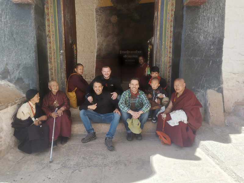 You will visit Buddhist monasteries and other religious sites in Tibet.