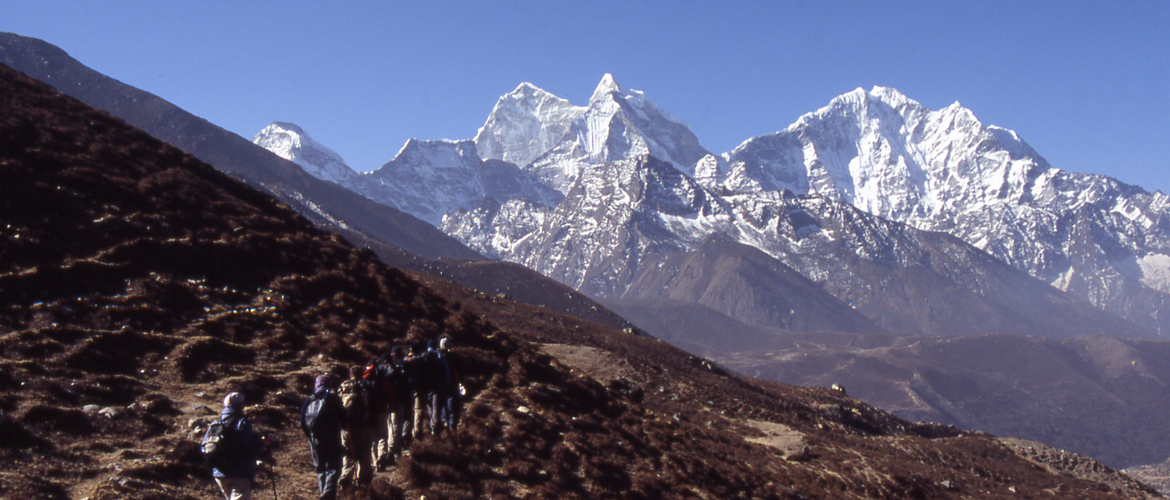 Nepal's Everest Base Camp (EBC) Trek