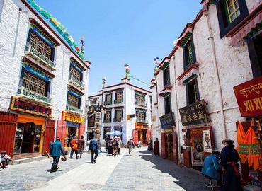 Lhasa altitude