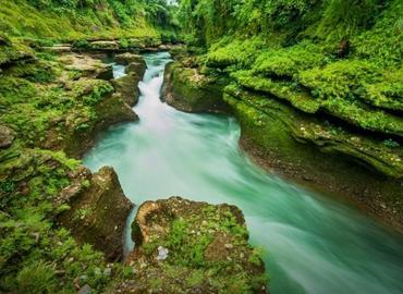 Seti River Gorge