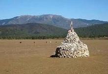 earth burial