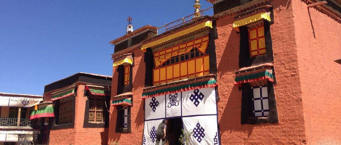 Narthang was ever famous for its scriptural teaching and monastic discipline.