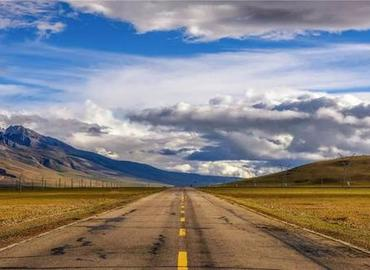 318 national way, which starts from Shanghai to Shigatse, with total length 5476 kilometers.