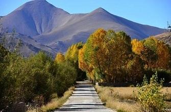 Road to Shigatse
