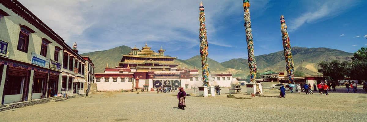 Samye Monastery at Lhoka