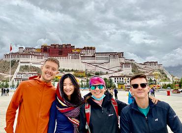 Lhasa Kathmandu Flight Tour