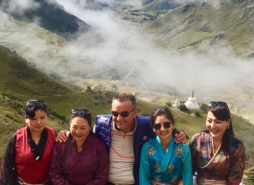 Nepal Tibet Flight Tour