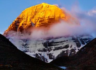 Holy mountain Kailash
