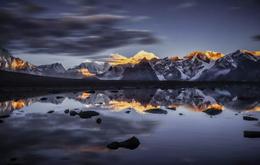 other peaks around Mt Everest