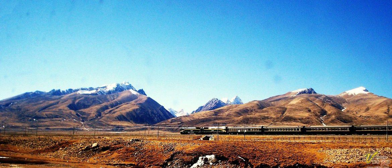 Take a train to Tibet