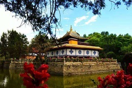 Norbulingka is the central venue.