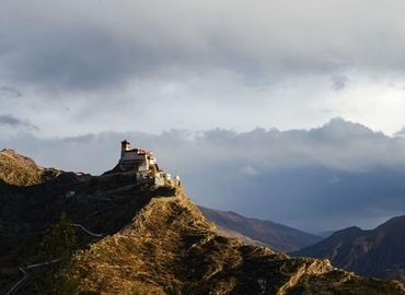Yumbulagang Palace is considered the oldest building in Tibet.