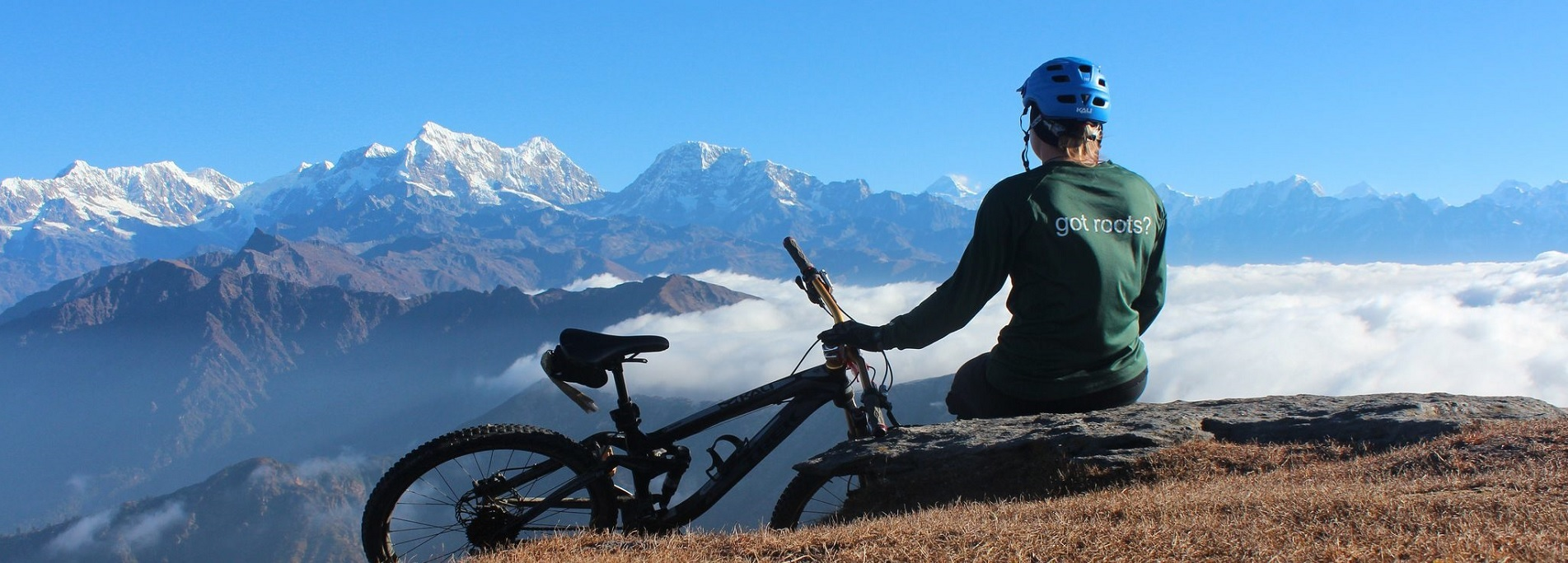 Biking tour in Tibet