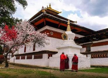 Kyichu Lhakhang is the oldest temple in Bhutan.